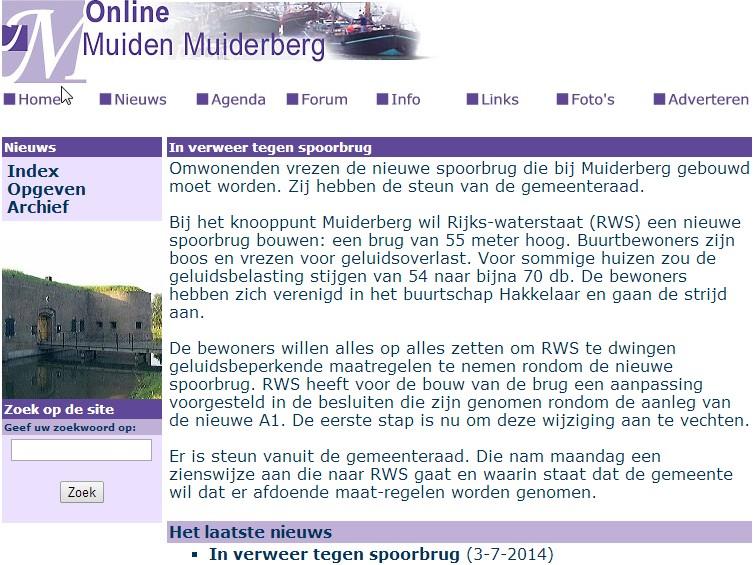 kabelkrant Muiden 3-7-2014
